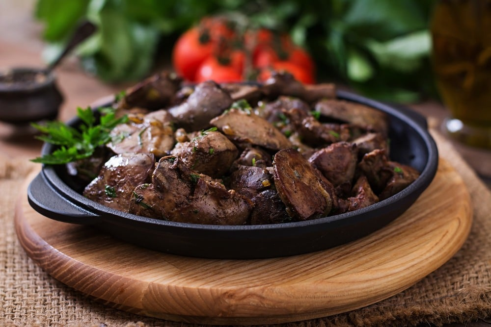 Instant-Pot-Chicken-Liver-Onions